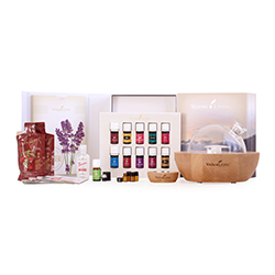 YL Premium Starter Kit with Aria Diffuser