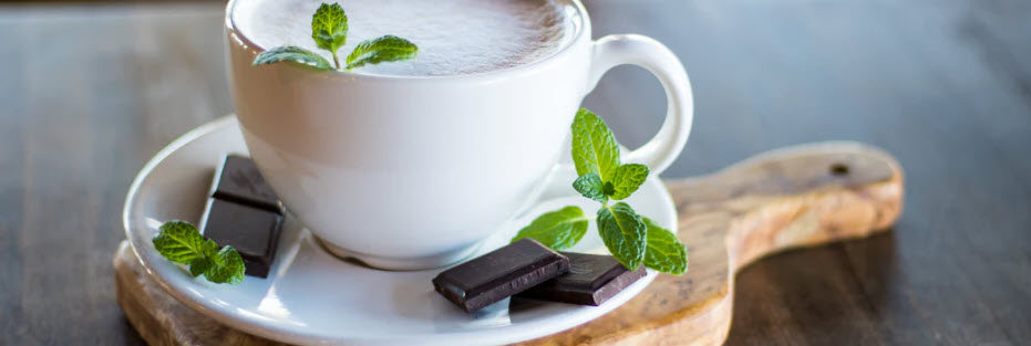 herbal tea for men - peppermint